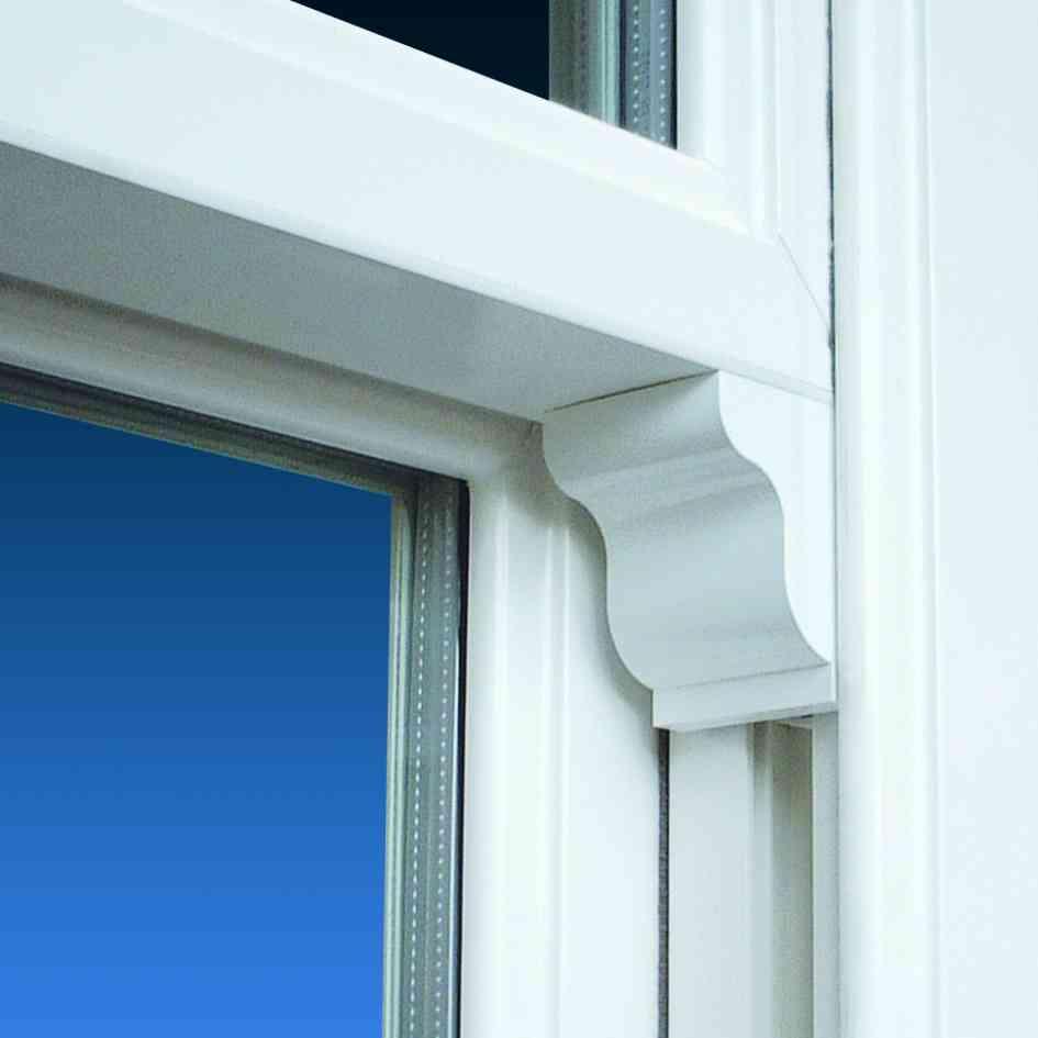 Styles of UPVC Window
