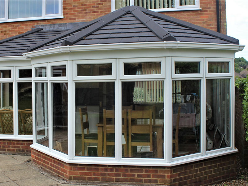 How Much to Put a Tiled Roof on a Conservatory?